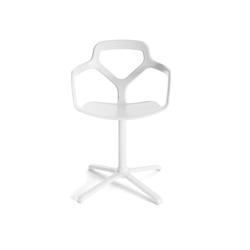 Trace chair | Sedie | Desalto