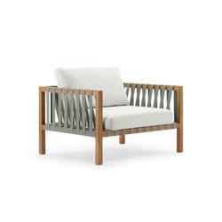 MISTRAL 101 | Garden armchairs | Roda