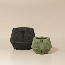 Zigzag Planter | Pots de fleurs | KETTAL