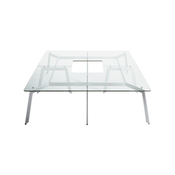 Link modular table | Conference tables | Desalto