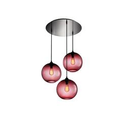 Circular - 3 Canopy | Iluminación general | Niche Modern