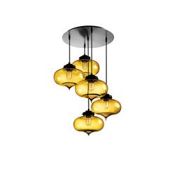 Circular - 5 Canopy | Iluminación general | Niche Modern