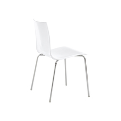 Wok chair | Multipurpose chairs | Desalto