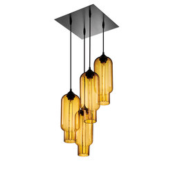 Pack - 4 Modern Chandelier | General lighting | Niche