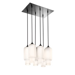 Pack - 6 Modern Chandelier | General lighting | Niche