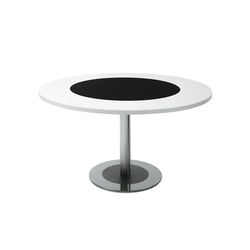 4to8 round table | Meeting room tables | Desalto