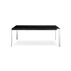 Liko rectangular table | Tables de réunion | Desalto
