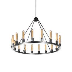 Spark 36 Modern Chandelier | Lampadari da soffitto | Niche