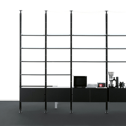 Armida libreria | Office shelving systems | Desalto