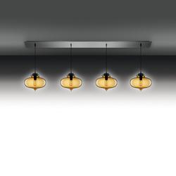 Linear 4 Canopy | General lighting | Niche