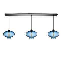 Linear - 3 Modern Chandelier | General lighting | Niche