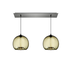 Linear - 2 Modern Chandelier | General lighting | Niche