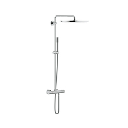 GROHE Shower Systems | Rainshower® Shower system for wall mounting | Shower taps / mixers | GROHE