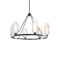 Sola 36 Modern Chandelier | Lampadari da soffitto | Niche
