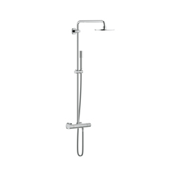 GROHE Shower Systems | Rainshower® Shower system with diverter for wall mounting | Shower taps / mixers | GROHE