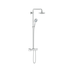 GROHE Shower Systems | Rainshower® Solo Shower system for wall mounting | Shower taps / mixers | GROHE