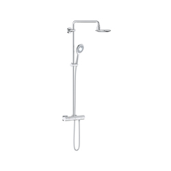 GROHE Shower Systems | Rainshower® Icon Shower system for wall mounting | Shower taps / mixers | GROHE