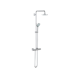 GROHE Shower Systems | Euphoria Shower system for wall mounting | Shower taps / mixers | GROHE