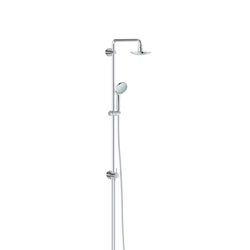 GROHE Shower Systems | Euphoria Shower system with diverter for wall mounting | Shower taps / mixers | GROHE