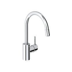Concetto Single-lever sink mixer 1/2"