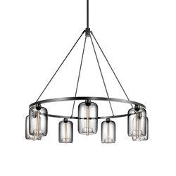 Sola 48 Modern Chandelier | Lámparas de araña | Niche