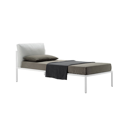 NYX | 1706-1707 | Single beds | Zanotta