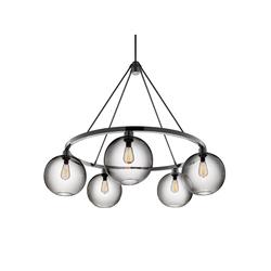 Sola 36 | Ceiling suspended chandeliers | Niche Modern