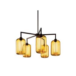 Quill | Ceiling suspended chandeliers | Niche Modern