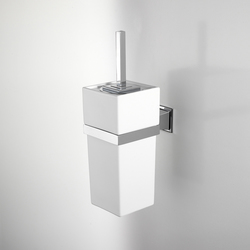Time Toilet brush holder | Toilet brush holders | Devon&Devon