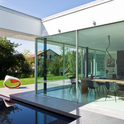 Villa E | French doors | Panoramah