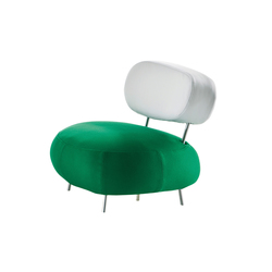 mosspink Armchair | Lounge chairs | Brühl