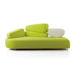 mosspink Sofa links | Loungesofas | Brühl
