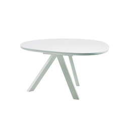 mosspink medium table | Tavolini bassi | Brühl