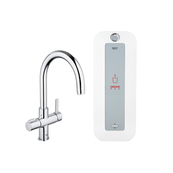 GROHE Red Duo faucet & combi boiler | Kitchen taps | GROHE