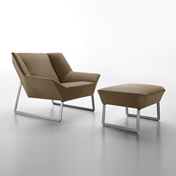 Tight | Poltrone lounge | Molteni & C