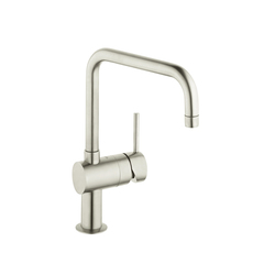 Single-lever sink mixer 1/2"