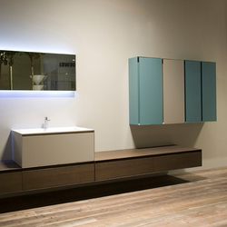 Panta Rei Collection | Wall cabinets | antoniolupi
