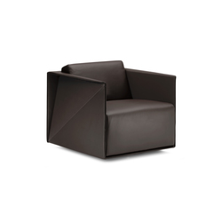T-Ray armchair | Lounge chairs | Walter Knoll
