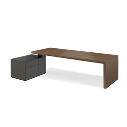 ceoo head office executive desks by walter knoll. Black Bedroom Furniture Sets. Home Design Ideas