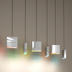 Match 6 suspended lamp | Suspended lights | Quasar