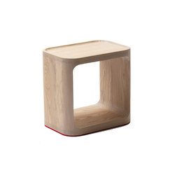 Plato sidetable | Side tables | Baleri Italia by Hub Design