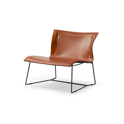 Cuoio Lounge | Lounge chairs | Walter Knoll