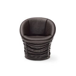Bellows armchair