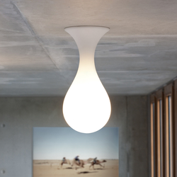 Liquid Light Drop 1 Ceiling light small | Lámparas de techo | next