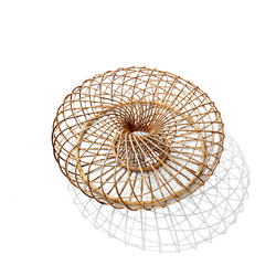 Nest Big | Pouf | Cane-line