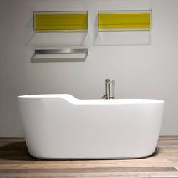 Vasche ovali antoniolupi vasche da bagno bagno - Vasche da bagno ovali ...