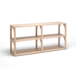 Portico bookshelf | Regale | Living Divani