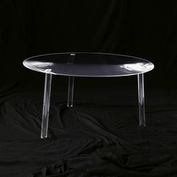 Drop table | Mesas comedor | Living Divani
