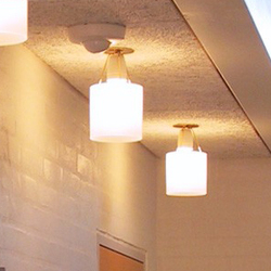 OPAL ceiling luminaire | General lighting | Okholm Lighting