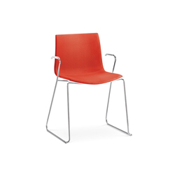 Catifa 46 | 0470 | Visitors chairs / Side chairs | Arper